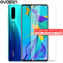 Screen Protector For Huawei P30 P 30 9H 0.26MM Explosion-proof Tempered Glass Protective Film