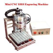 2017 CNC 1313 Mini lathe MACH3 DIY CNC wood cutting machine with 115mm Z axis