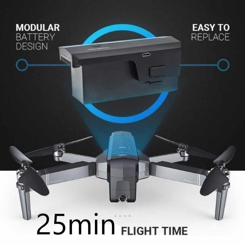 Global 2K Profissional Me Siga Zangão RC Dron 5G Wi-fi Quadrocopter GPS Drones FPV Longo Tempo Voar com câmera HD 1080P VS F11 PRO
