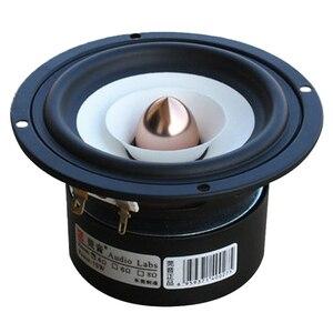Image 3 - 2 шт. Аудио Labs Top end 4 Полнодиапазонный динамик, коаксиальный рожковый блок, алюминиевая пуля, 2 слойный бумажный конус, сделай сам, домашний кинотеатр, со спутником