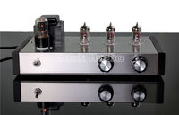 Hot Sale High Quality Latest Tube Pre AMP Preamplifier DIY KIT Audio Hifi 6Z5P 12AX7B