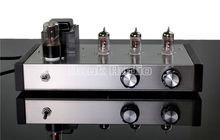 Music Hall Latest 12AX7 Vacuum Tube Pre-Amplifier HiFi Stereo Valve Pre-Amp / Audio Processor Pure Handmade