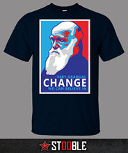 Darwin Change T-Shirt - Direct from Stockist  New T Shirts Funny Tops Tee Unisex High Quality Casual Printing