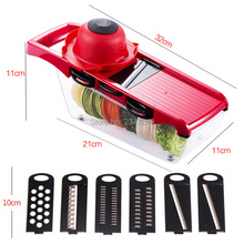 Kitchen Accessories Cooking Tools Multifunction Stainless Steel Julienne Peeler Vegetable Double Planing Grater