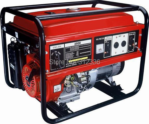 GX200 mini generator price unit price key start OHV 6.5hp 2500 2kw 168
