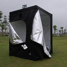 Garden Hydroponic System Greenhouse Indoor Grow Tent 600D 59