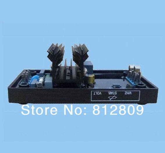avr R230  diesel generator voltage regulator FREE FAST SHIPPING BY DHL ,TNT UPS  HIGH QULITY avr mx341 red with fast free shipping