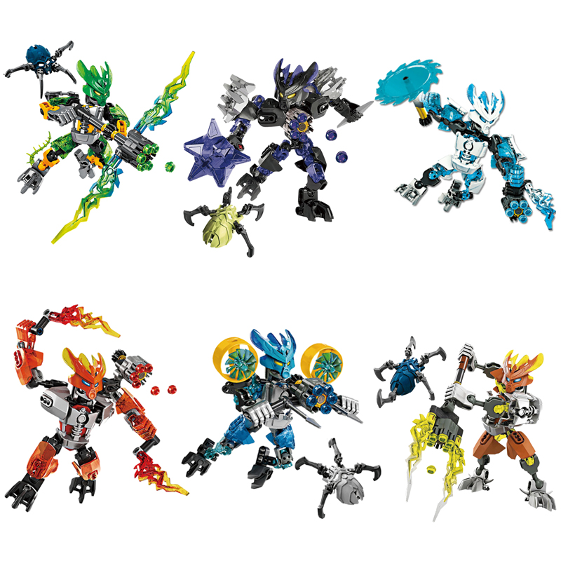 Hot toys bionicles
