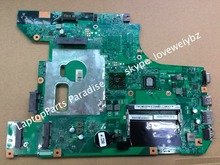 Бесплатная Доставка New & Original Для Lenovo B575 Ноутбук Материнской Платы с AMD на борту процессор