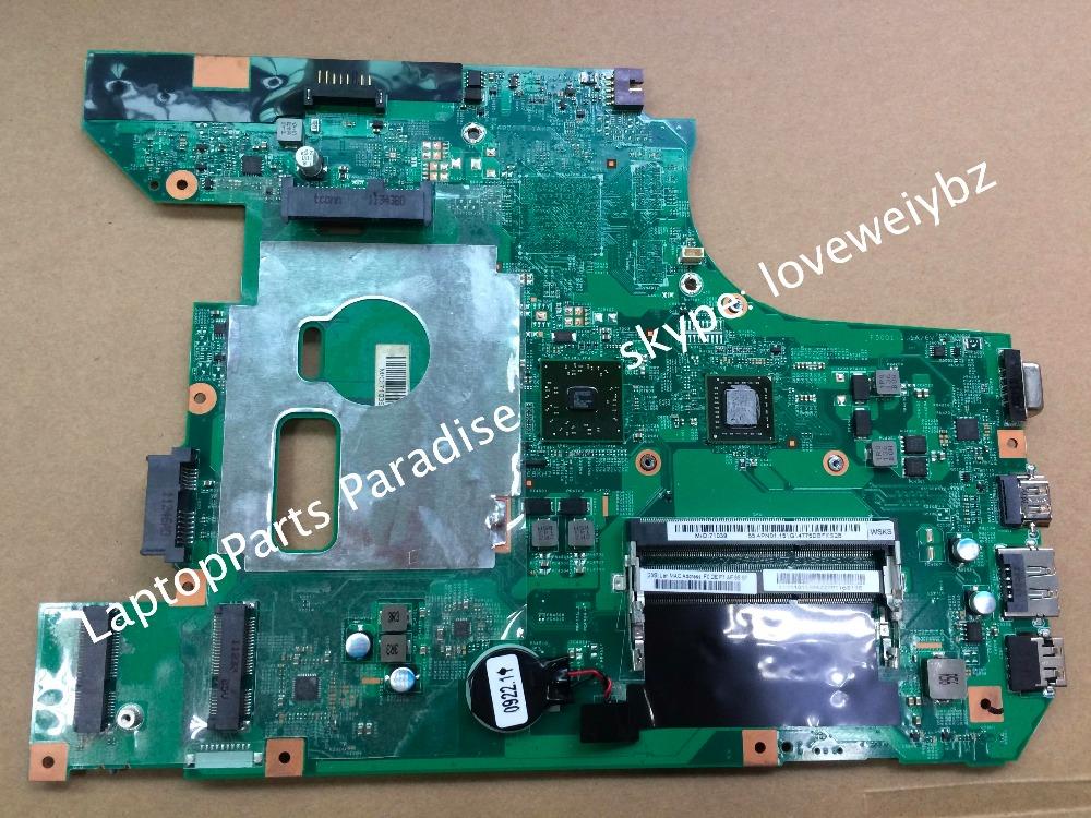 Prix pour Livraison Gratuite Nouveau et Original Pour Lenovo B575 Ordinateur Portable Carte Mère avec AMD à bord cpu