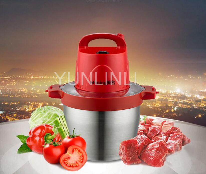 5L Electric Meat Grinder Large Commercial/Household Food Slicer Stainless Steel Meat Grinder MM-808A купить в Москве 2019
