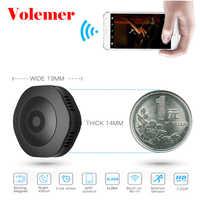 Volemer HD WiFi Kamera Mini Kamera 1080 p 720 p HD Flexible Fahrzeug kamera Nacht Version Mini DVR Fernbedienung motion Sensor Cam