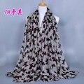 8 цветов sjaal новые модели Животных зимний шарф, милая собака Вуаль шарфы и шали бесплатная доставка 180-90 см 90 г BS45