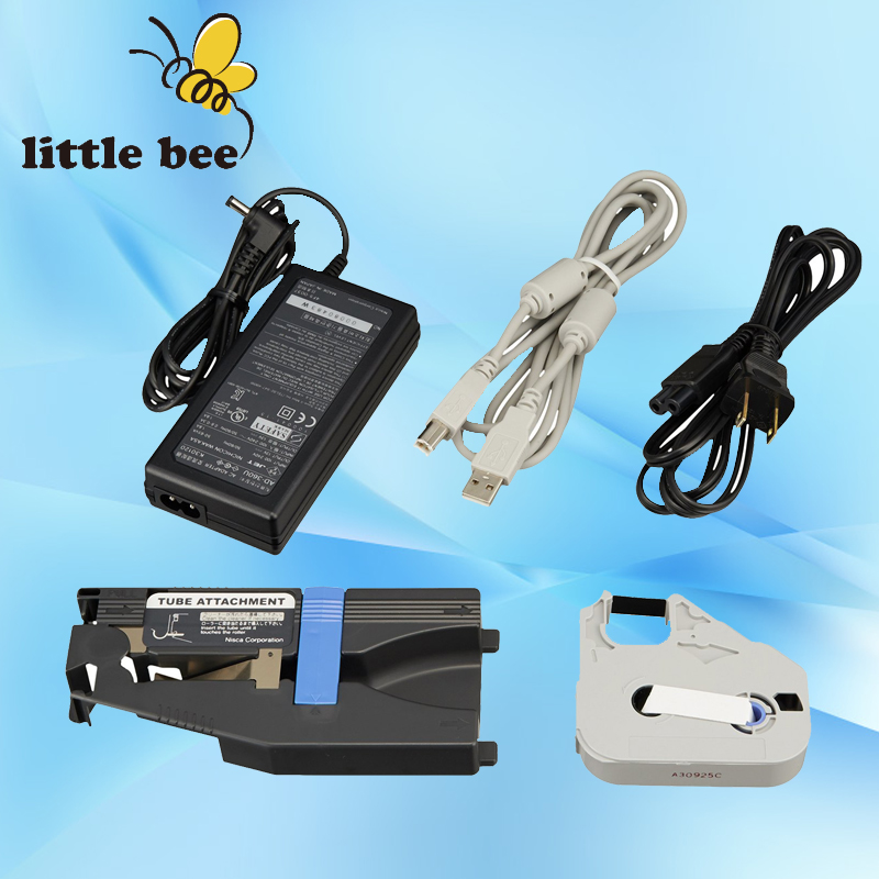 CABLE ID PRINTER MK2500 electronic lettering machine wire marker ...