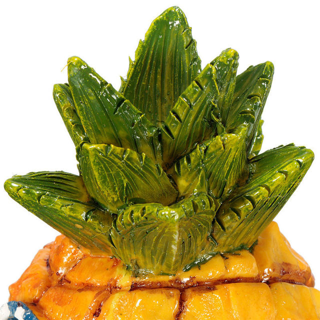 Cute Pineapple Decoration for Aquarium