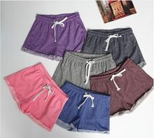 Women Sport Fitness Athletic Cool Ladies Sport Short Fitness Cotton Casual trouser candino sport athletic chic c4522 1