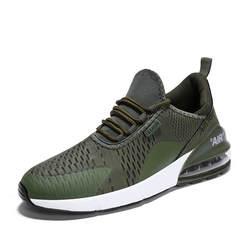 Мужская повседневная обувь на воздушной подушке, большие размеры, мужские трендовые дышащие кроссовки, роскошные легкие кроссовки, 270