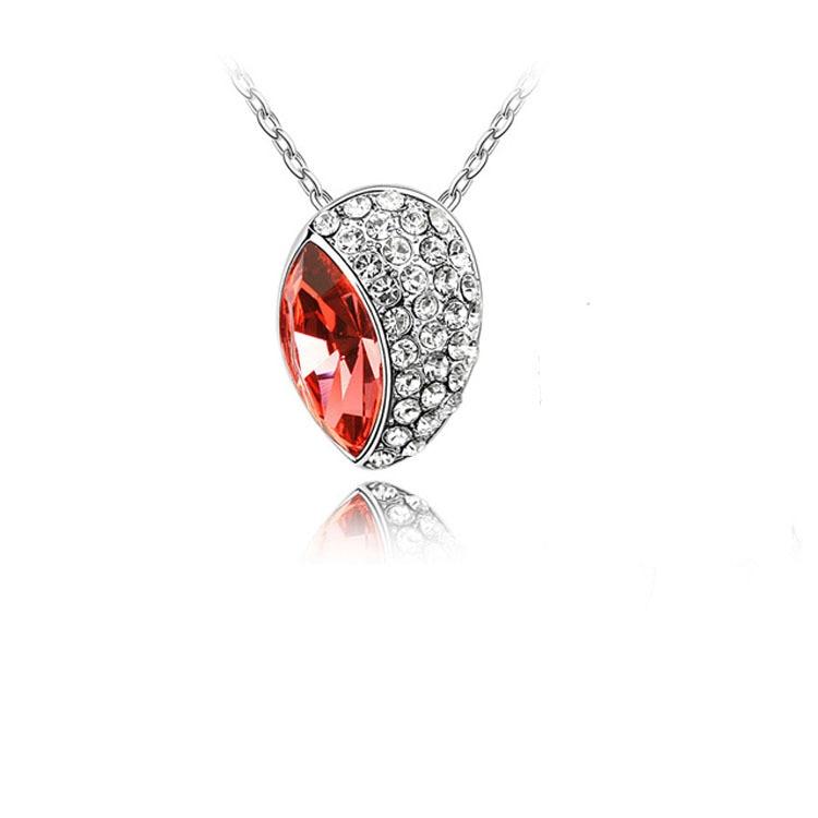 Crystal water drop Necklace & Pendants 2