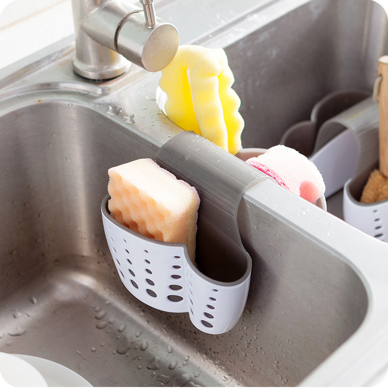 LMETJMA dvipusis virtuvės kriauklė kabantis filtras laikiklis - Organizavimas ir saugojimas namuose - Nuotrauka 5