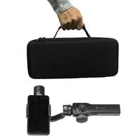 Nylon Surface Eva Shockproof Carrying Case Handbag for Zhiyun Smooth 4 Handheld Gimbal Camera Portable Shoulder Bag Box