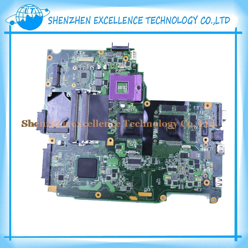 ФОТО free shipping for ASUS laptop N61VN Motherboard fully tested & working perfect