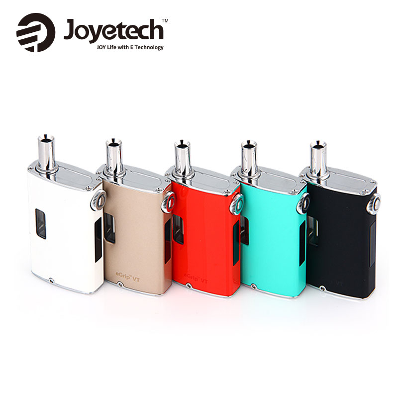 100 Original Joyetech eGrip OLED VT Starter Kit 30W with VT VW modes 1500mAh Battery Capacity