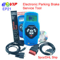 5pcs/lot DHL Quicklynks EP21 Electronic Parking Brake (EPB) EP21 Service Tool