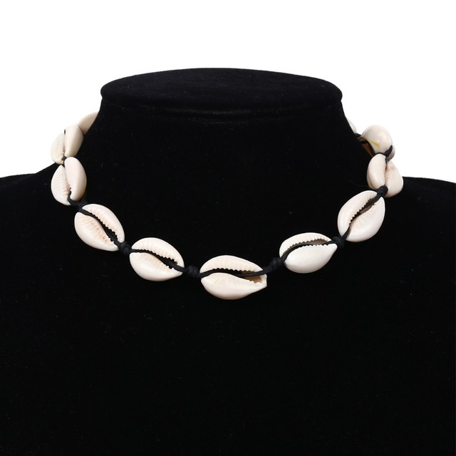 Sea Shell Choker for Women
