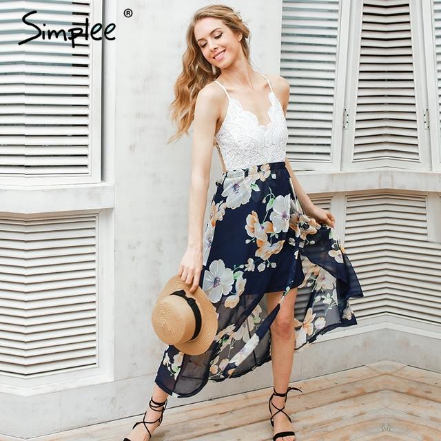 Sexy Summer Dress 2017