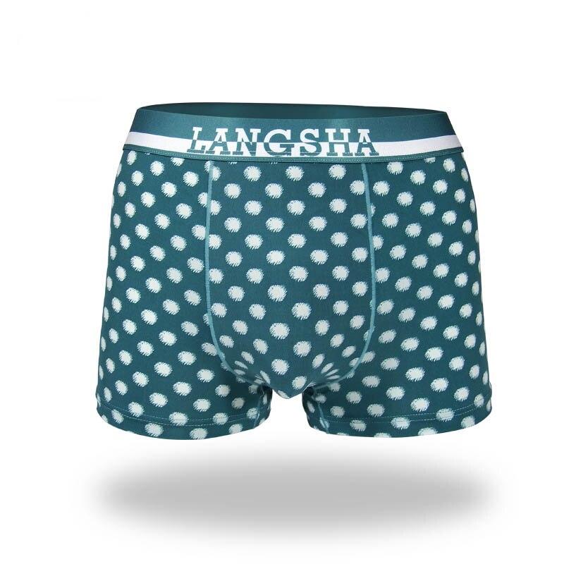 Teile Eis Breite Taille Qq2146 Sommer Männer Vier U In Unterwäsche ecke Seide Atmungsaktiv 4 Komfortable Shorts beutel Convex Dot f6qwEdd