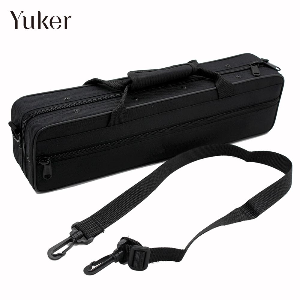 Durable Protec Flute Cover Musical Instruments Protec Flute Bag Protec Flute Case Multi Pocket Oxford Children
