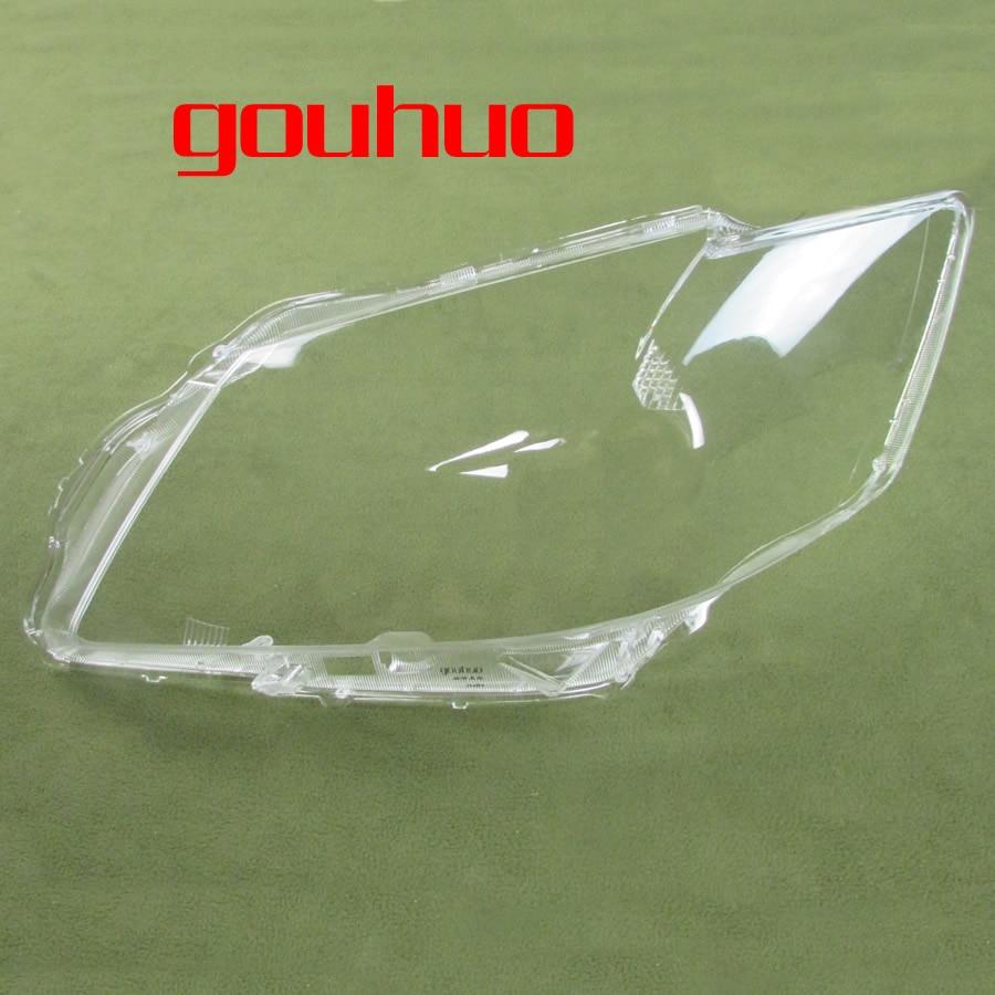 Для Тойода Camry 06-08 фара крышка абажур 125/126/127 фар shell маска объектив стекло фары основа 2 шт.