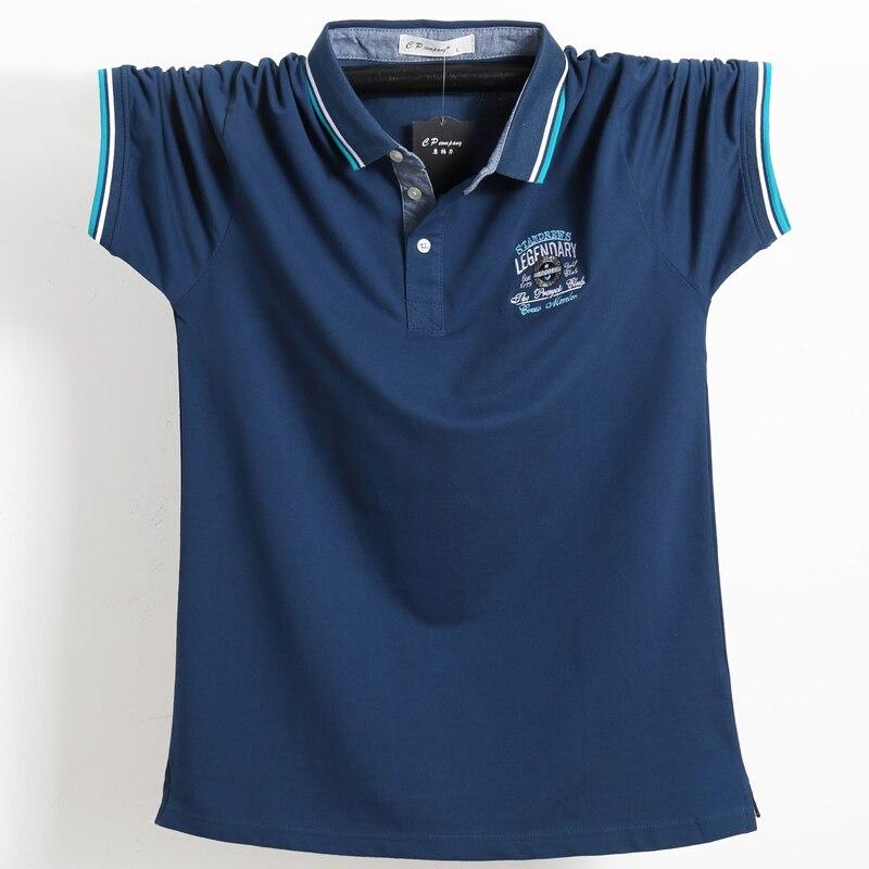 2019 New Arrival Fashion Men   Polo   Shirt Brand   Polo   Men Camisa Masculina Cotton Breathable Men   Polo   Double Side Stripe Slim Fit
