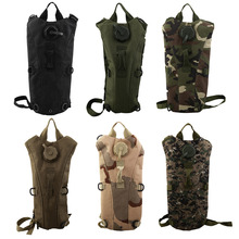 5L Outdoor Sports Digital Desert Camo Water Bag Backpack TPU Hydration System Bladder Camping Hiking Bicycle Water Bag