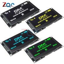 2,42 дюймовый ЖК-экран 12864 OLED дисплей модуль IIC IEC SPI серийный C51 STM32 SSD1309 для Arduino 128X64 белый/синий/зеленый/желтый
