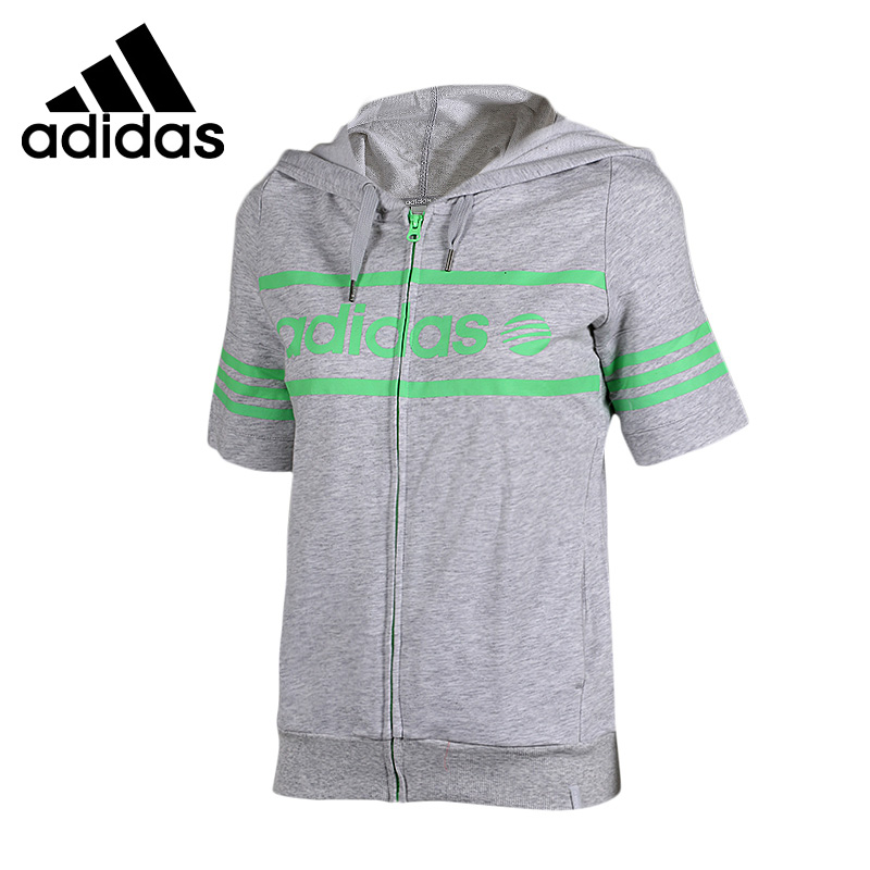 Original Adidas NEO Label Womens jacket Hooded Sportswear