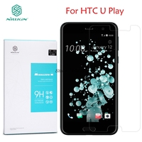 SFor HTC U Play Screen Protector 9H Nillkin Amazing H Tempered Glass For HTC U Play