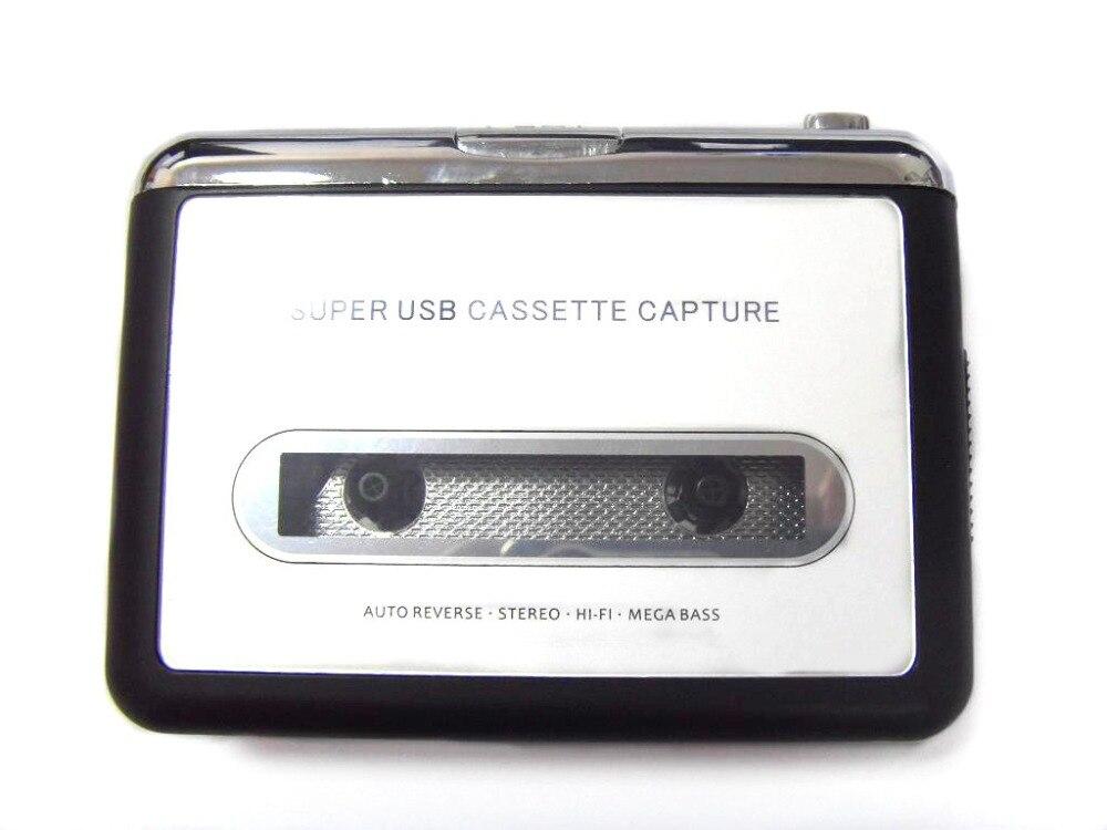 kassetimängija USB-kassett MP3-muunduriga Capture-heli - Kodu audio ja video - Foto 3