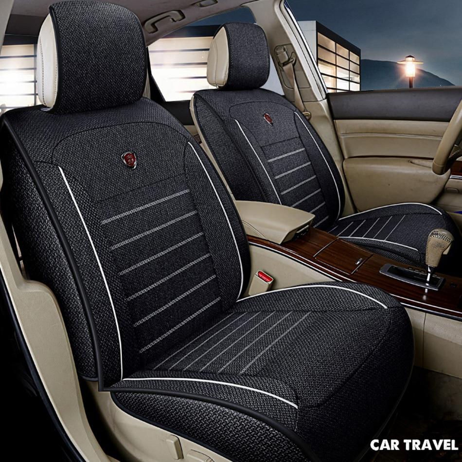 Full Set GREY TIGER Faux Fur Furry Car Seat Covers Peugeot 308