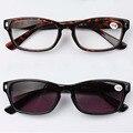 Пластиковой рамке солнцезащитные очки для чтения женщины и , читая солнцезащитные очки
