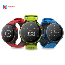 New Sport Watch Bluetooth Smart Watch IP68 Waterproof Heart Rate Monitor Long Standby Smart Bracelet Watch for IOS and Android цена 2017