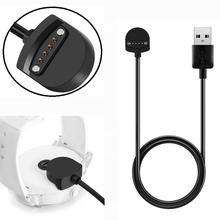 Новое поступление 2019 Универсальный сменный Смарт часы зарядный кабель зарядное устройство адаптер для Ticwatch S E