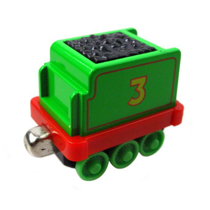 T0115 Diecasts Vehicles Thomas Henrys truck Thomas And Friends Magnetic Truck Car Locomotive Railway Train For Boys children