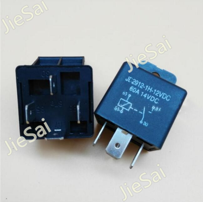 Normally Open 12vdc 1h 60a 4 Pin Car Relay Auto Relay
