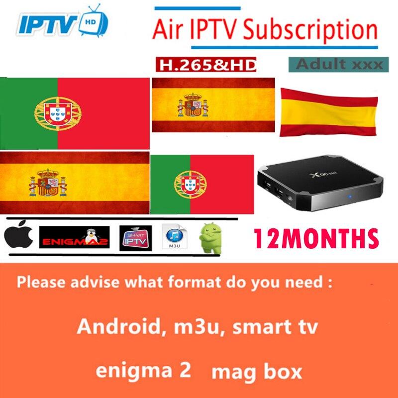 Spanien Portugal IPTV Frankreich Arabien IPTV SUNATV Unterstützung Android m3u enigma2 mag250 TVIP 4000 + Vod unterstützt IPTV Spanien.
