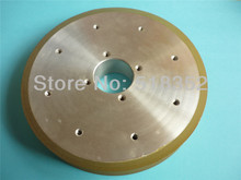A290-8101-X371 Fanuc F409-1 Urethane Tension Roller Brake Shoe Upper, D140mmxT22mm, WEDM-LS Wire Cutting Wear Parts