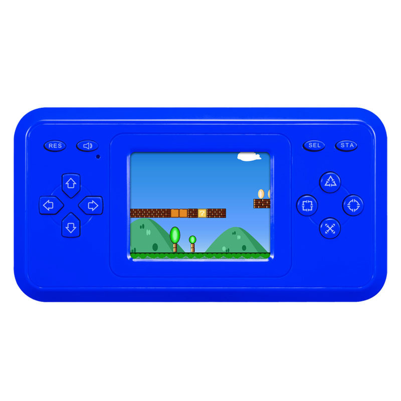 10pcs/lot Childrens classic nostalgia Gaming Portable Handheld Video Game Console Game Players hand-held gaming device ...