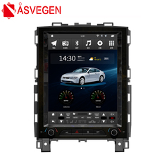 Asvegen Tesla экран 10,4 дюймов Android 6,0 четырехъядерный автомобильный DVD мультимедийный плеер радио Navi для Renault KOLEOS Megane 4