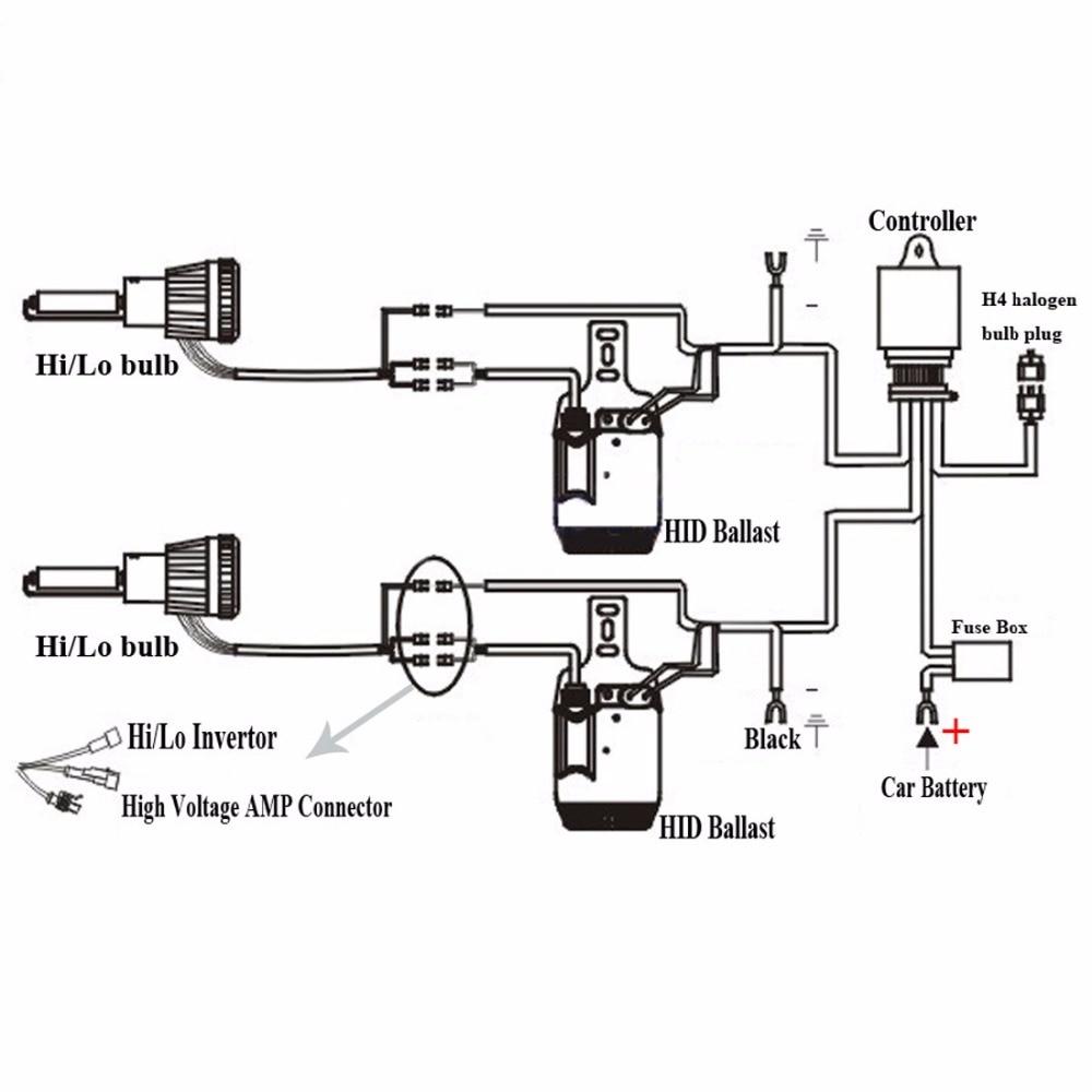 medium resolution of h4 bi xenon hid wiring diagram mx 6 wiring diagrams export h4 pinout h4 bi xenon