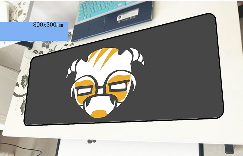 Rainbow Six Siege mousepad 80x30cm cheapest gaming mouse pad gamer mat large game computer desk padmouse